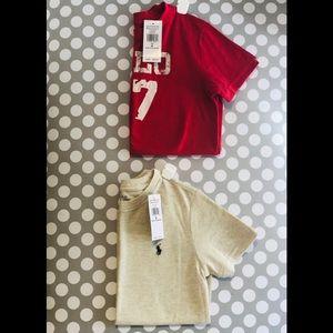 Polo - Bundle of Boys Shirts